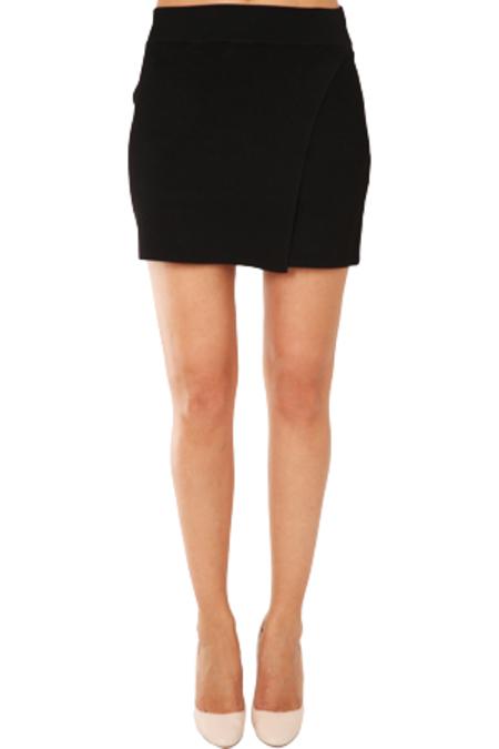 A.L.C. Pike Skirt - Black