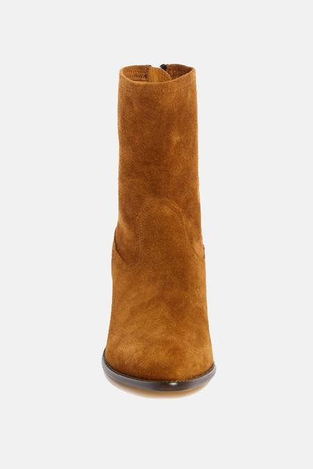RtA Short Western Boot Shoes - Desert Sand