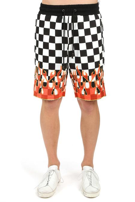 Serenede Nitro Shorts - Black/White