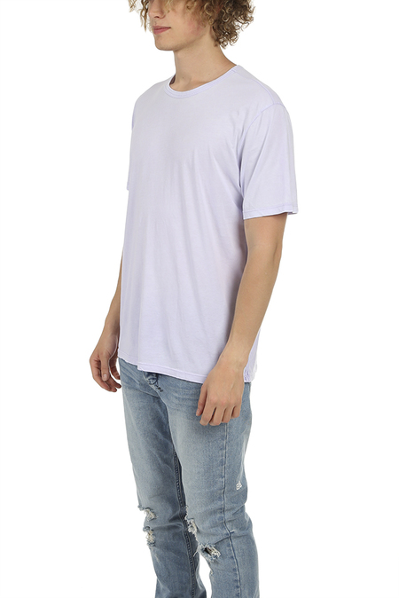Cotton Citizen x Blue&Cream Classic Crewneck T-Shirt - Vintage light Purple