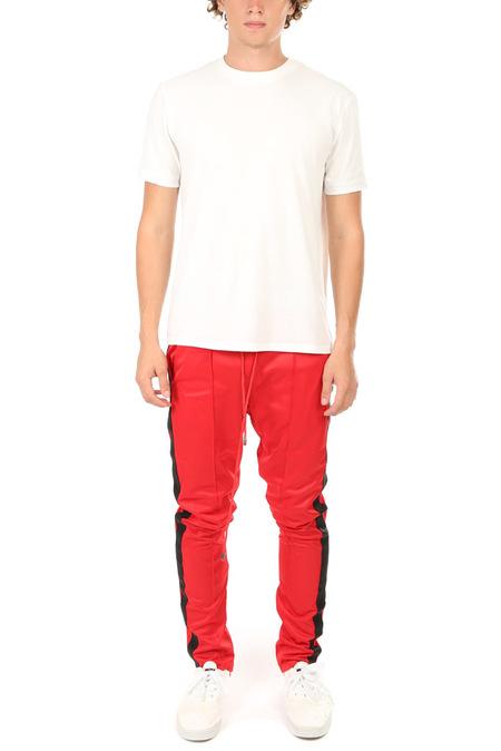 Serenede Beijing 9am Track Pants - Red/Black
