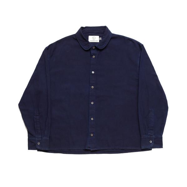Olderbrother Forty-Five Shirt - Indigo