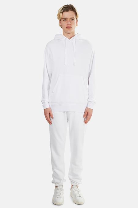 Cotton Citizen Bronx Hoodie Sweater - White