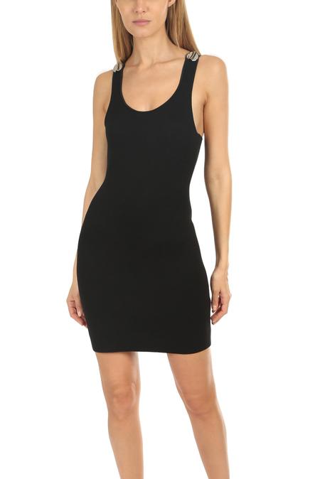 3.1 Phillip Lim Jersey Dress - Black
