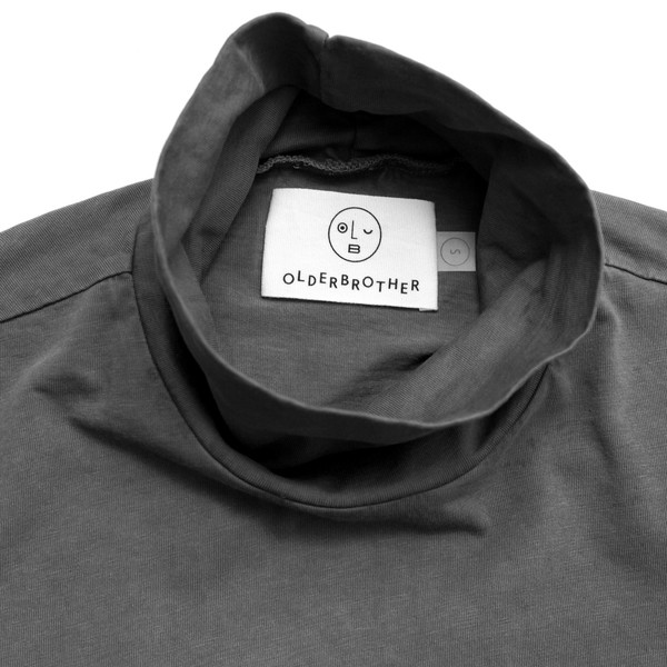 Olderbrother Turtleneck - Gray