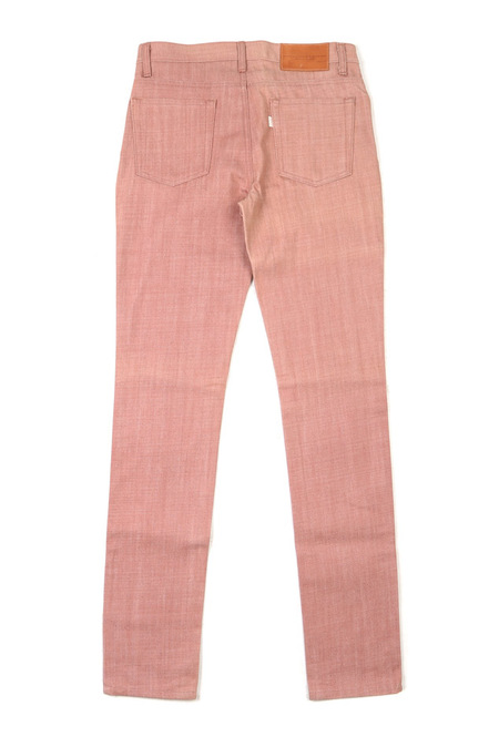 Shipley & Halmos Rhodes Denim Pants - Red