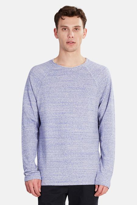 Blue&Cream Bowery Raglan Top - Lavender