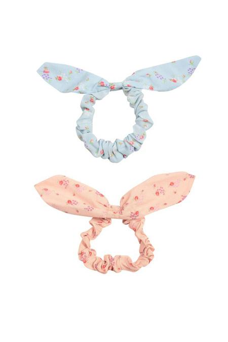 LoveShackFancy Nightingale Scrunchie Pack Ponytail Holder - Multi