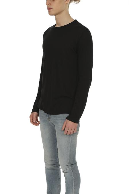 Blue&Cream 66 LS T-Shirt - Black