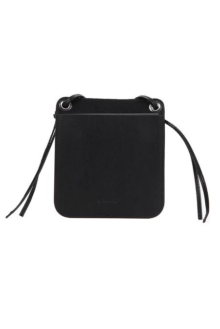 3.1 Phillip Lim Dolly Pocket Lanyard Bag - Black