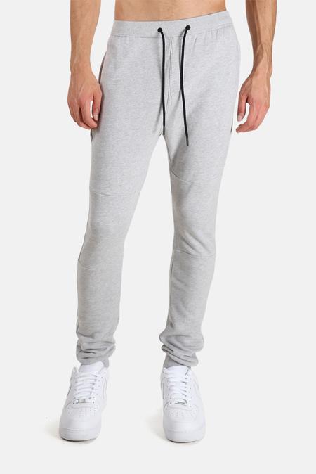Zanerobe Sureshot Jogger Pants - Silver Marle