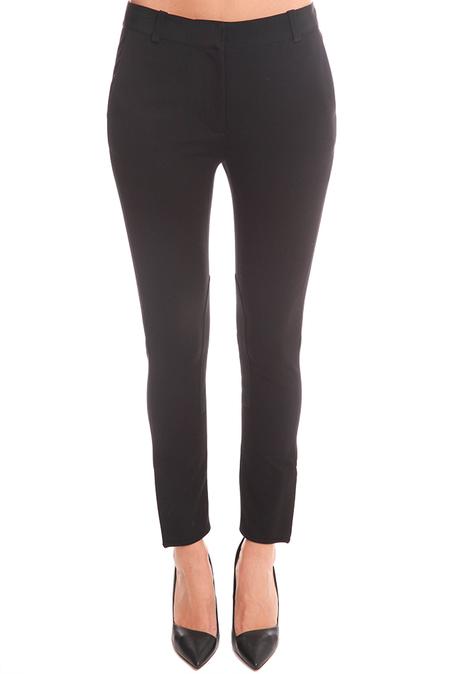 3.1 Phillip Lim Cropped Jodhpur Pants - Black