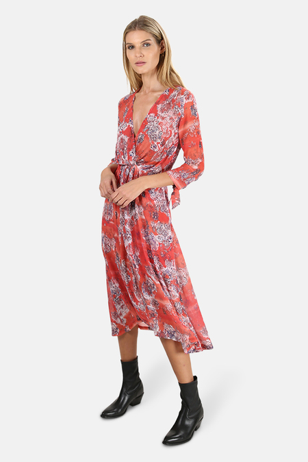 IRO Gramy Dress - Red