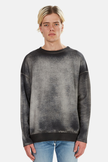 Avant Toi Crew Pullover Sweater - Husky