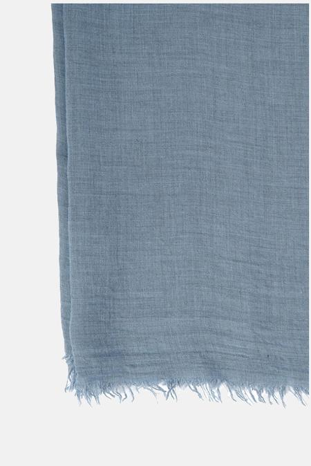 Faliero Sarti Azzurra Scarf - Blue 63250