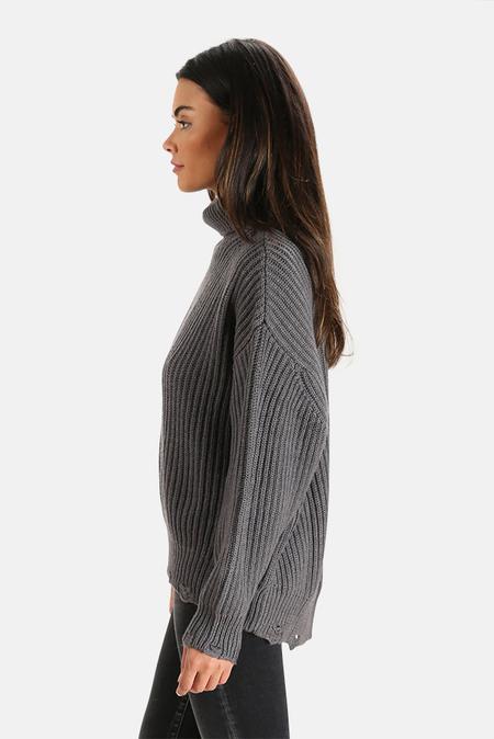 IRO Haedus Sweater - Bleached Grey