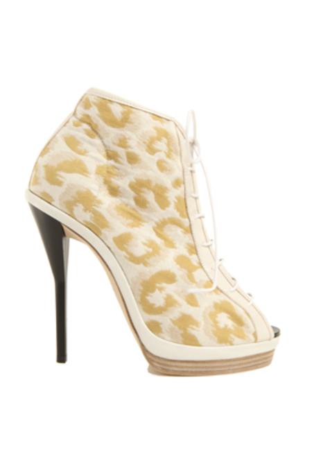 Women's 3.1 Phillip Lim Lace Up Bootie Shoes - Brass