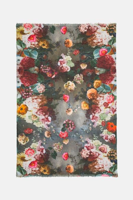 Faliero Sarti Flowers Scarf - Multi 61820