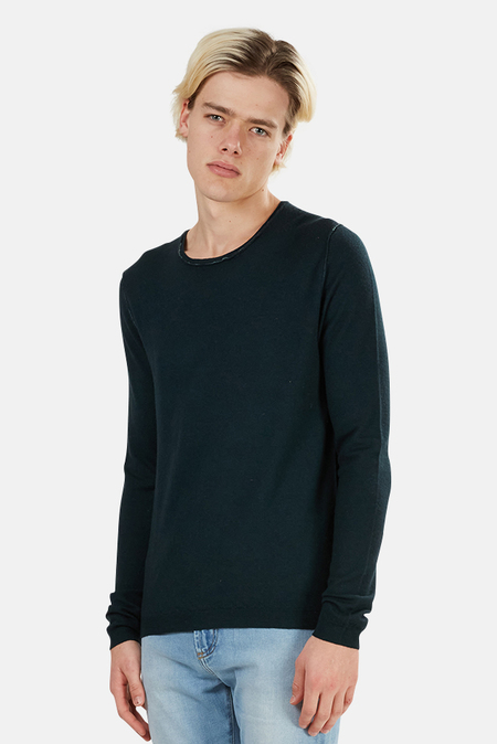 120% LINO Cashmere Sweater - Green