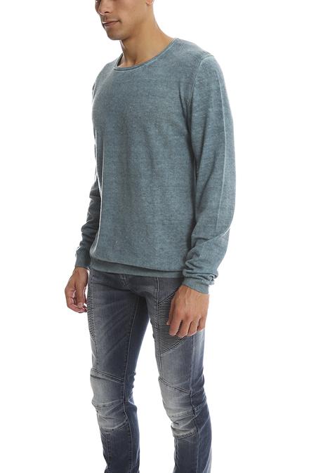 120% LINO Cashmere Sweater - sea green