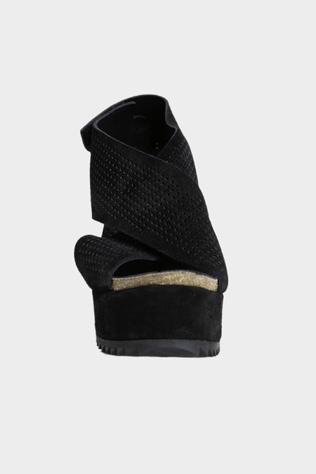 Pedro Garcia Trinidad Sandal Shoes - Black
