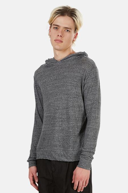 Blue&Cream 58 Pullover Hoodie Sweater - Charcoal Melange