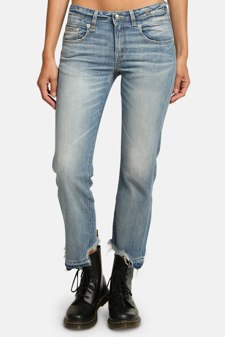 R13 Boy Straight Jeans - Emil