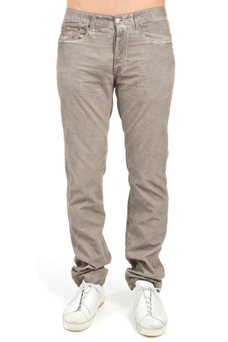 Massimo Alba Alunga Pants - Grey