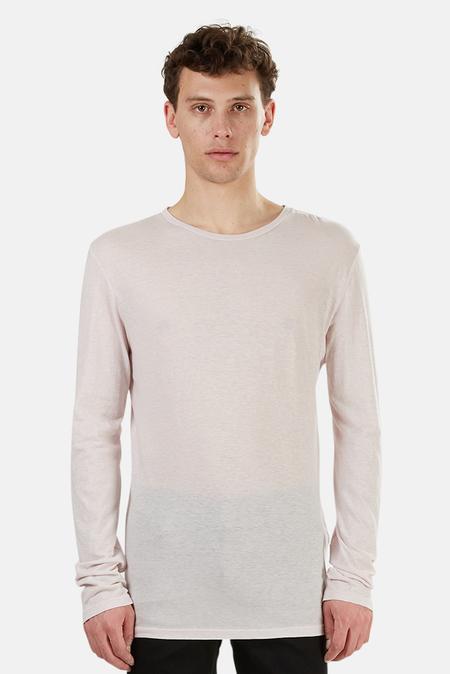 Blue&Cream 66 LS T-Shirt - Light Pink