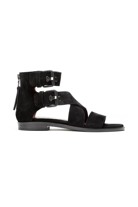 Rag & Bone Madeira Sandal Shoes - Black