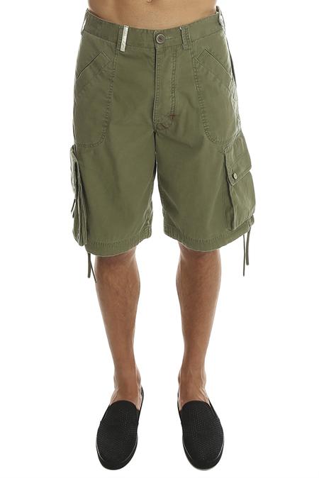 Trovata Military Short - Green