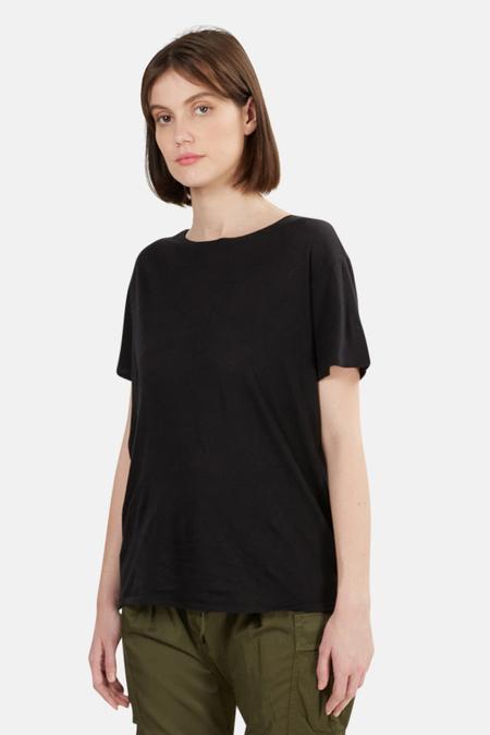 R13 Boy T-Shirt - Black