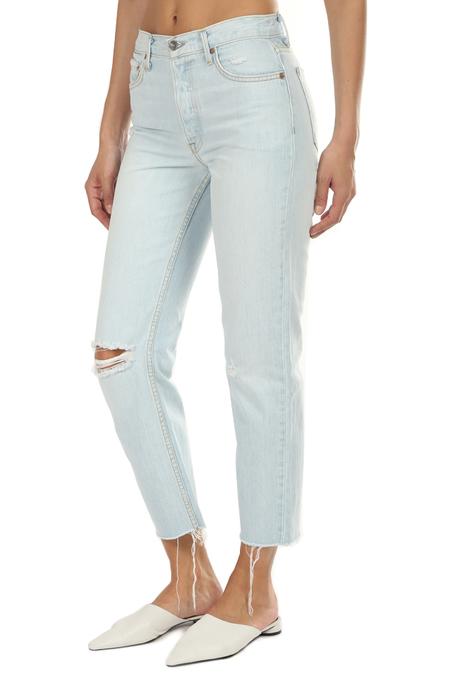 GRLFRND Helena Straight Leg Jeans - Almost Always