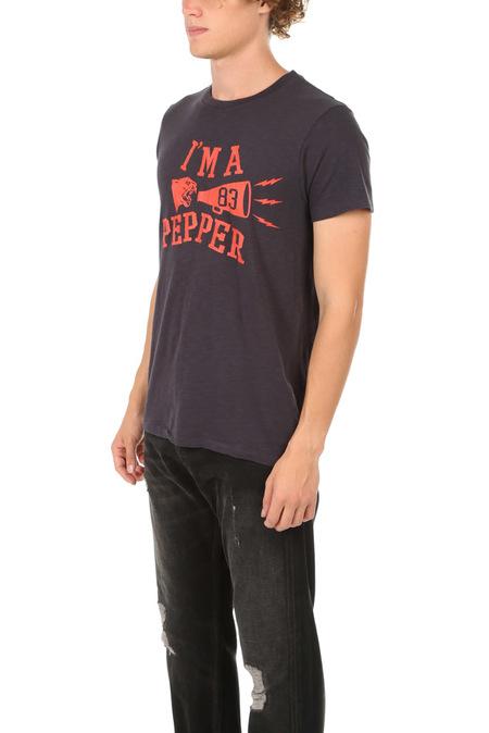 Velva Sheen I am a Pepper T-Shirt - Black