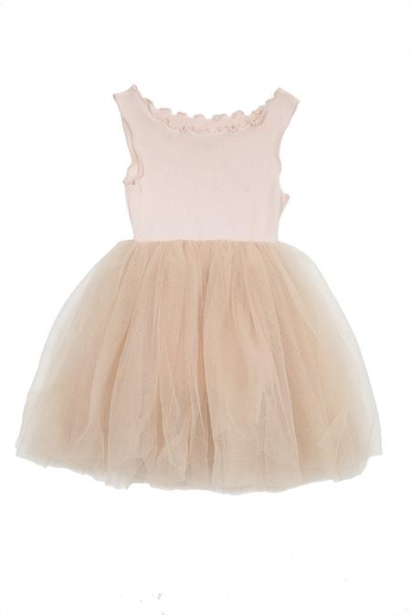Kids Mini Tutu Dress - Pink