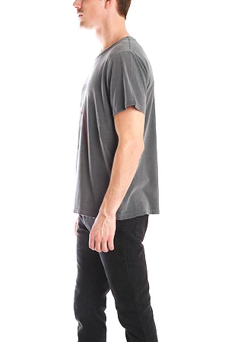 Remi Relief Safari Surf Classic T-Shirt - Charcoal