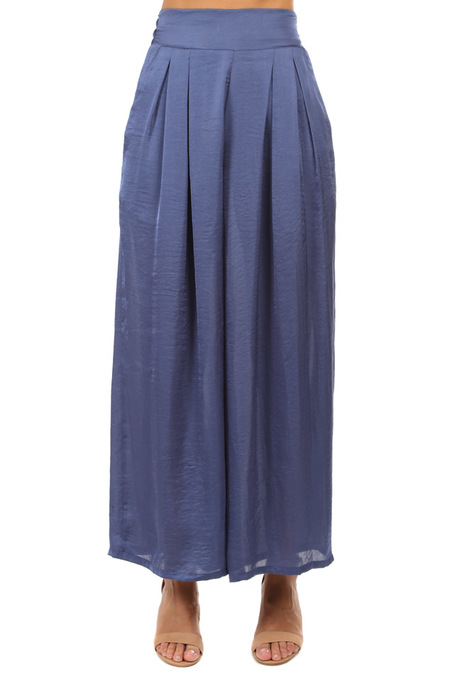 MISA Los Angeles Taj Pants - Cobalt