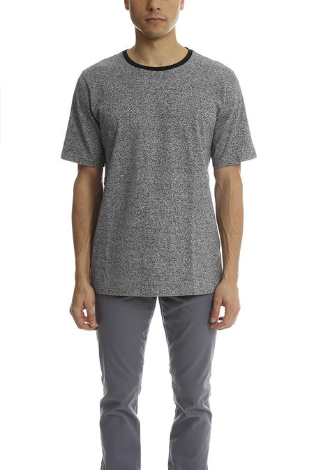 Rag & Bone Jaxx T-Shirt - Navy