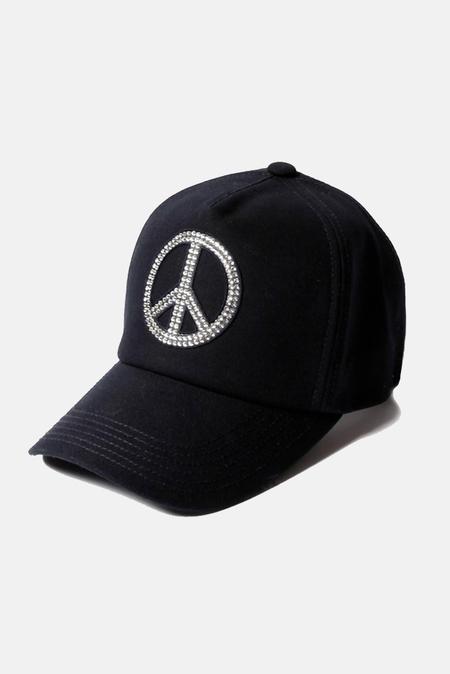 Lucien Pellat-Finet Peace Cap - Black