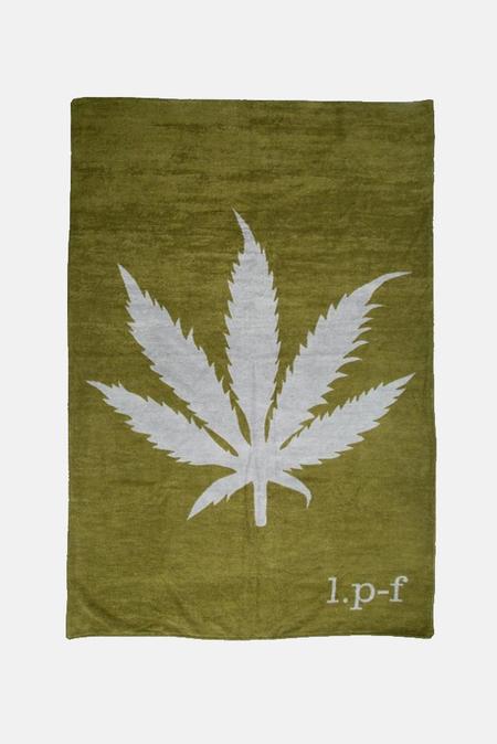 Lucien Pellat-Finet Beach Towel - Green