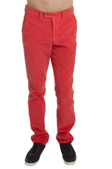 Hentsch Man Joe Cordoroy Pants - Red