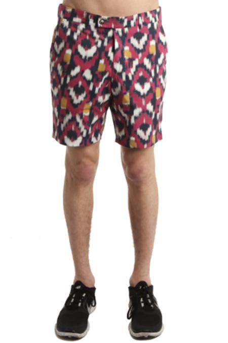 Hentsch Man Newport Short - Ikat