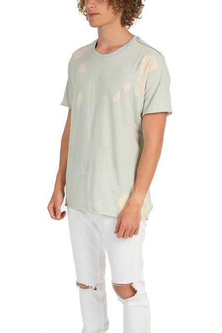 NSF Elliot Jersey T-Shirt - Bleached Cloud