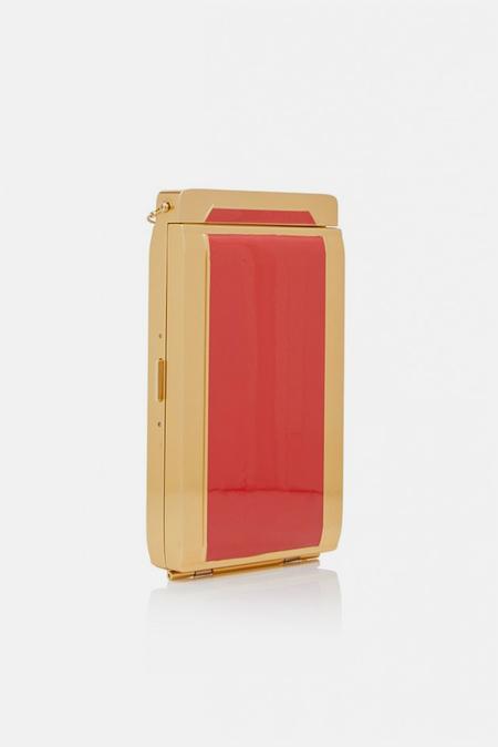 Zimmermann Cigarette Case - Crimson
