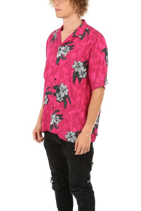 Ksubi Acid Vacay Shirt - Red
