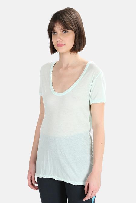 V::Room Jersey Tee Shirt - Mint