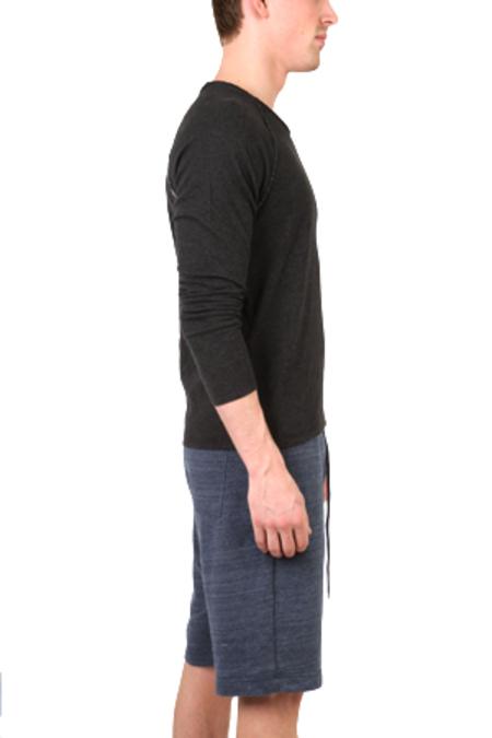 Hope Division Sweater - Dark Grey Melange