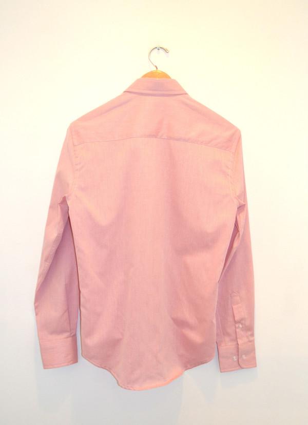 Men's United Stock Dry Goods - Dobby L/S Coral Shirt