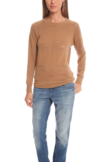 IRO Liberty Sweatshirt - Khaki