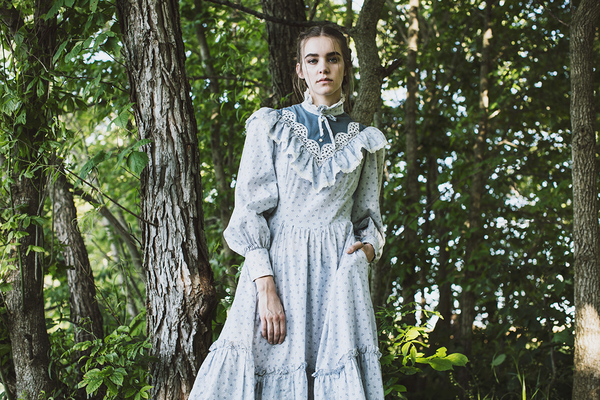 Blacksheep Vintage Gunne Sax Eliza Dress